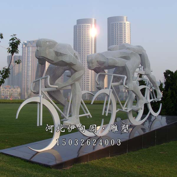 体育运动雕塑 校园雕塑