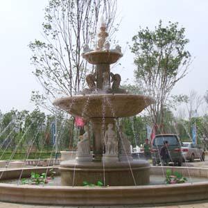 地产 酒店雕塑